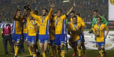 El equipo que representa a Monterrey venció en la definición por penaltis contra el América. Foto:AFP