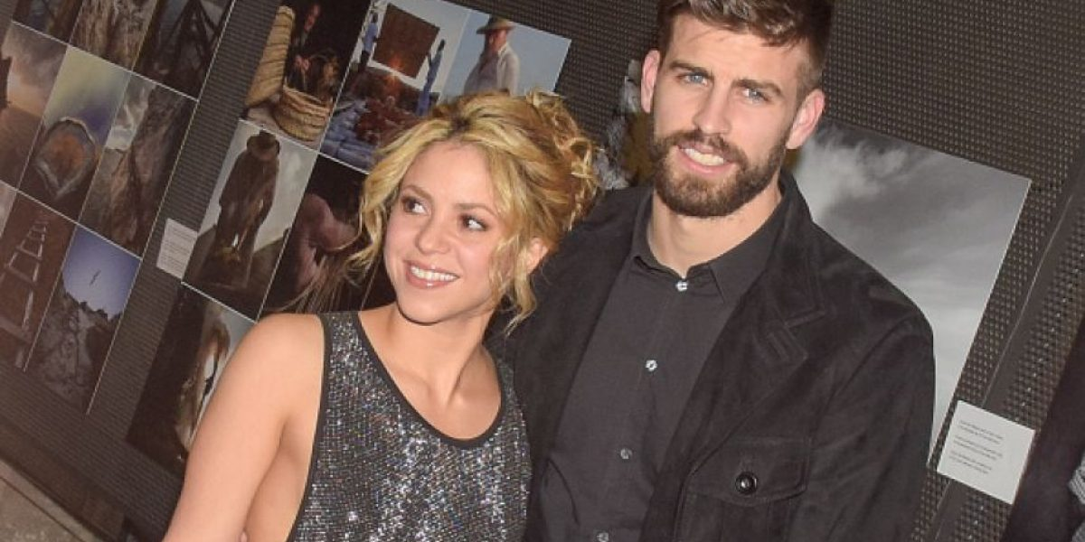 Finalmente, Shakira y Piqué llegan a Colombia causando furor con su visita