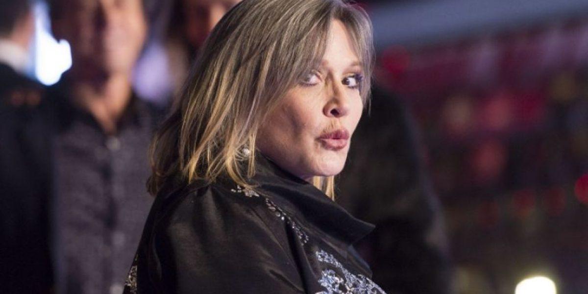 Aspectos destacados de la vida de Carrie Fisher