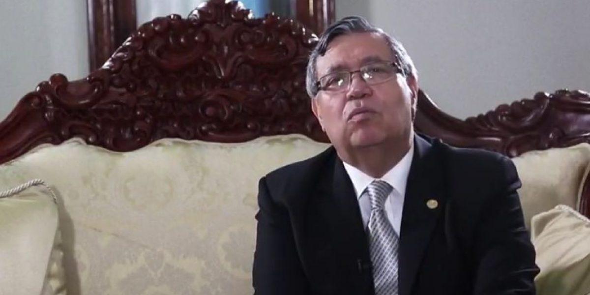 ¿A qué se compromete el vicepresidente Jafeth Cabrera en 2017?