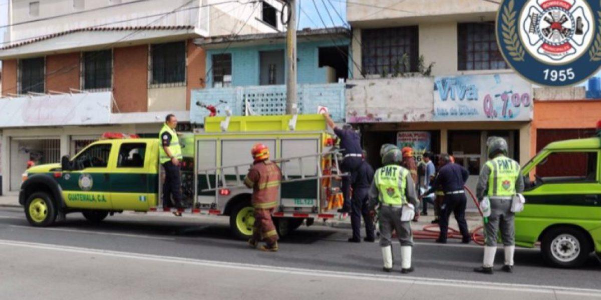 ¡No hagas bromas a los números de emergencia de los bomberos! Esa es la petición de cuerpos de socorro