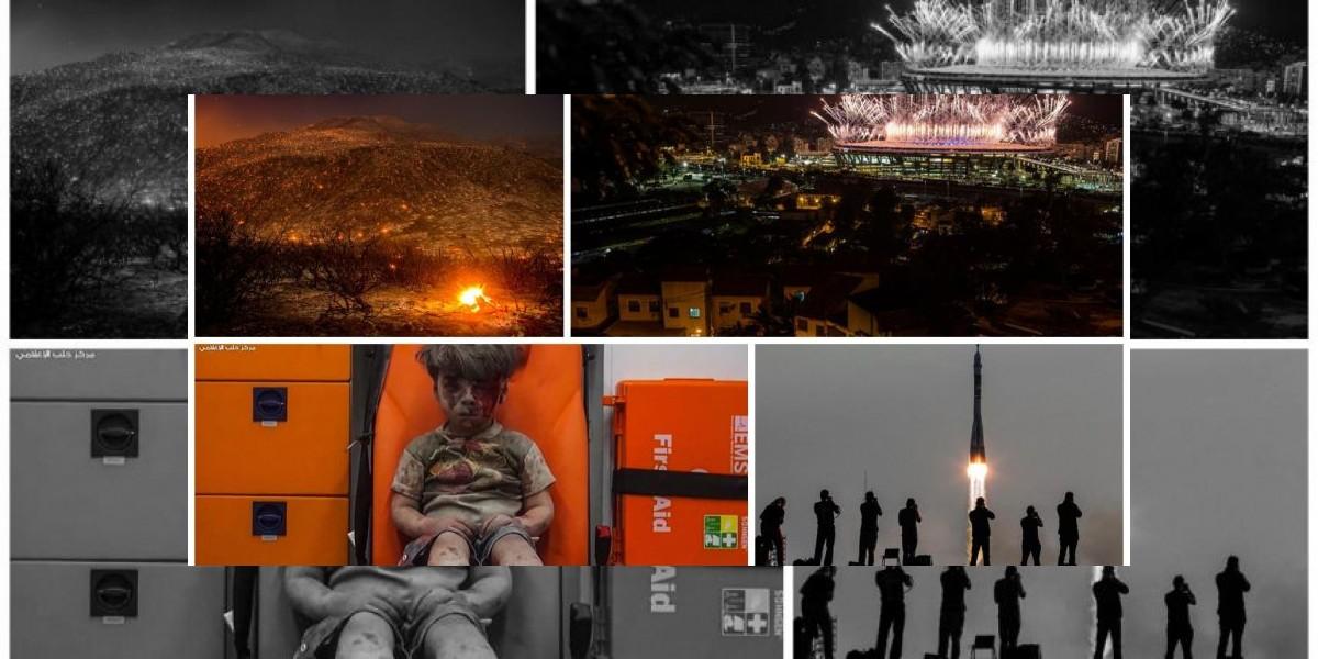 Las mejores fotos de AP del 2016