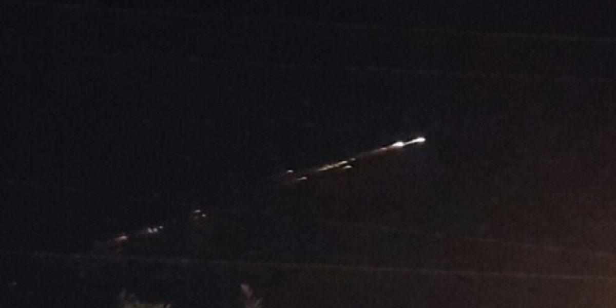 Astrónomo revela detalles del meteoro visto en Guatemala