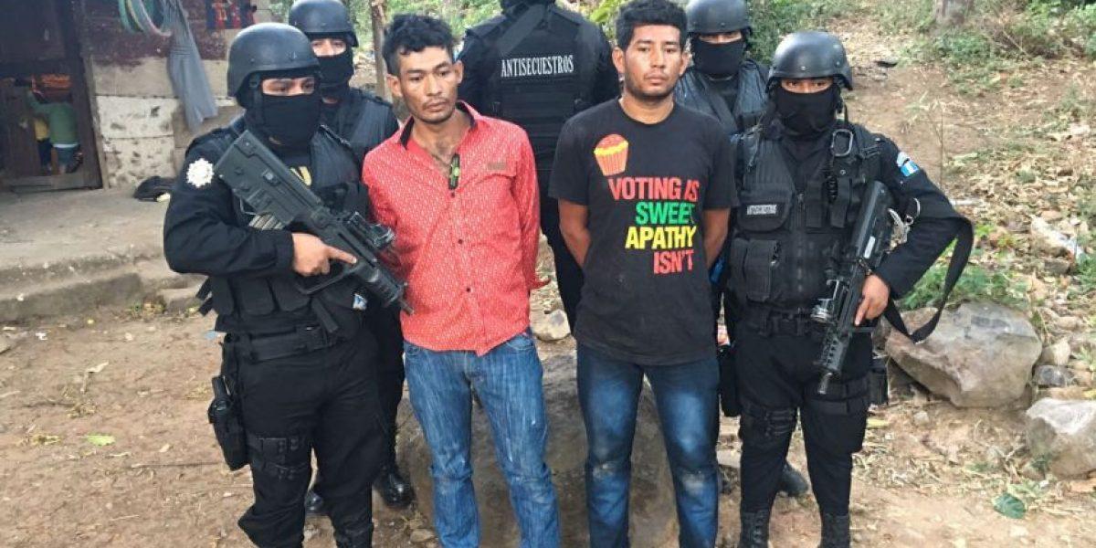 Caen en Santa Rosa hermanos señalados de secuestro