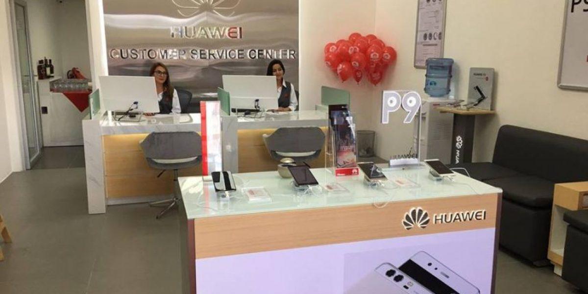 ¿Tienes un Huawei? Ya puedes llevarlo al primer centro de servicio al cliente en Guatemala