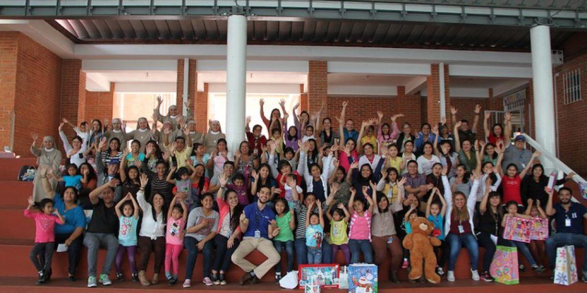 Guatemaltecos se unen para lograr más de 3,500 sonrisas esta Navidad