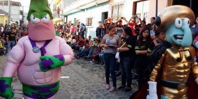 """Foto:Facebook Baile de Disfraces """"Club Saturno"""""""