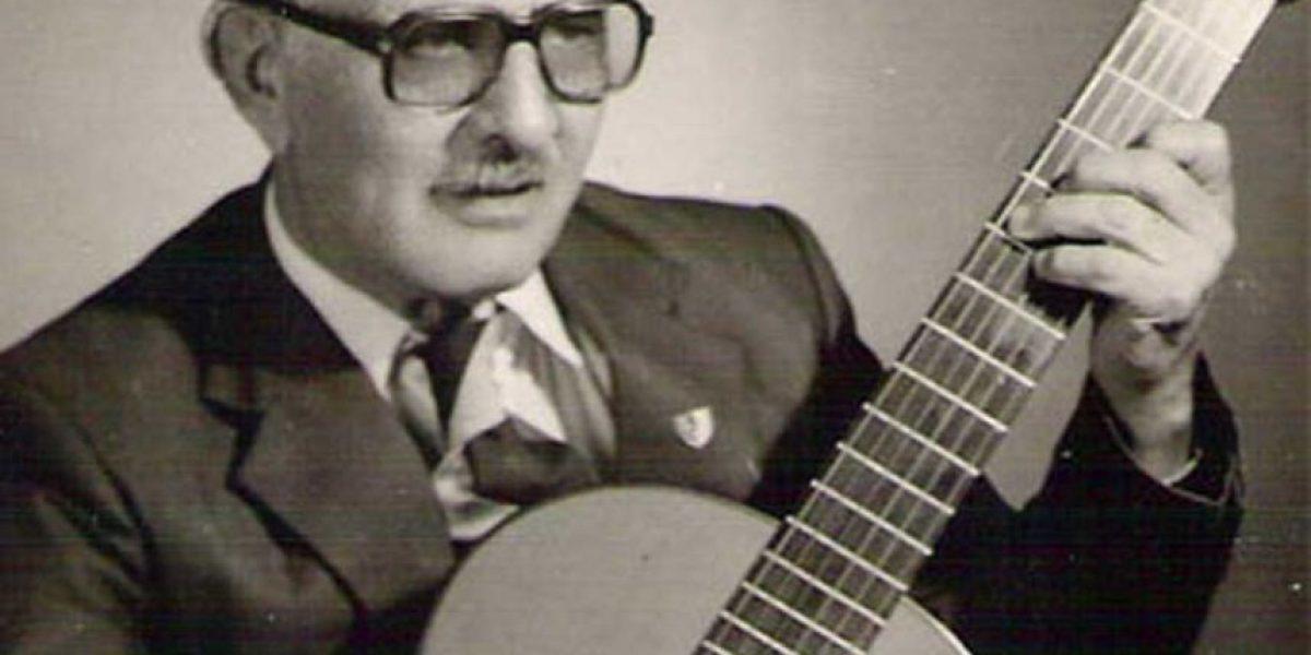 Ministerio de Cultura rendirá homenaje al maestro José Ernesto Monzón por centenario de su nacimiento
