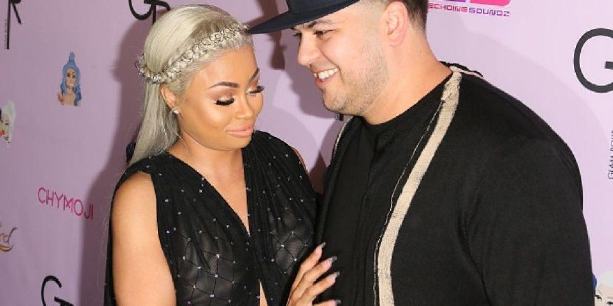 "Rob Kardashian quiere dejar el reality show ""Rob & Chyna"" para mejorar su salud"