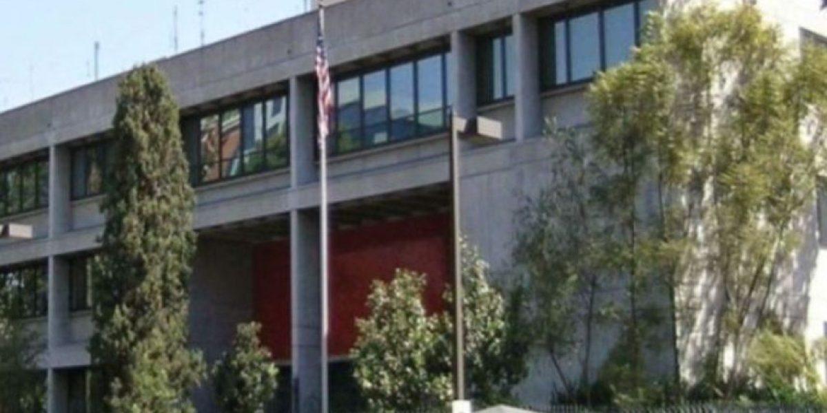 Cierran embajada de Estados Unidos en Guatemala por amenaza