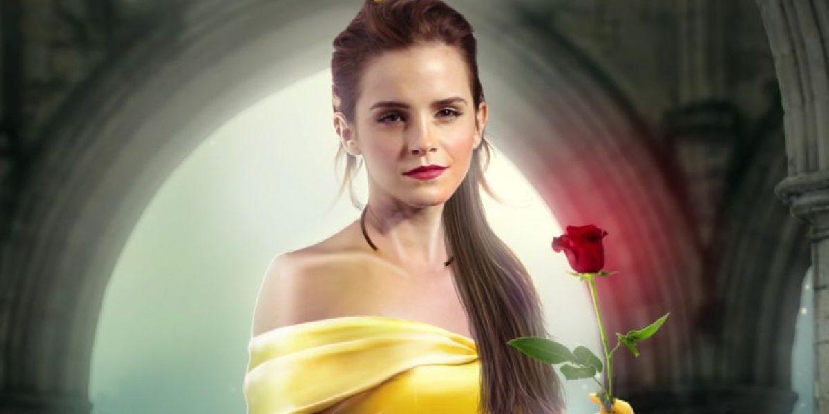 """Filtran audio de Emma Watson cantando en """"La Bella y la Bestia"""" y es más perfecto de lo que imaginas"""