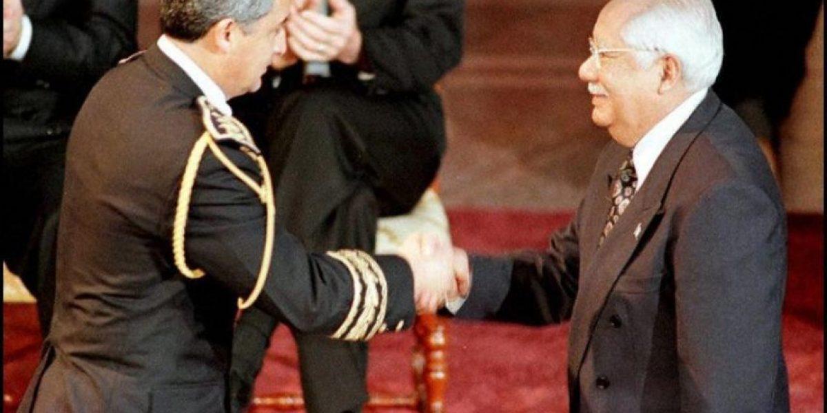 Otto Pérez Molina, el gran ausente en el 20 aniversario de la firma de los Acuerdos de Paz