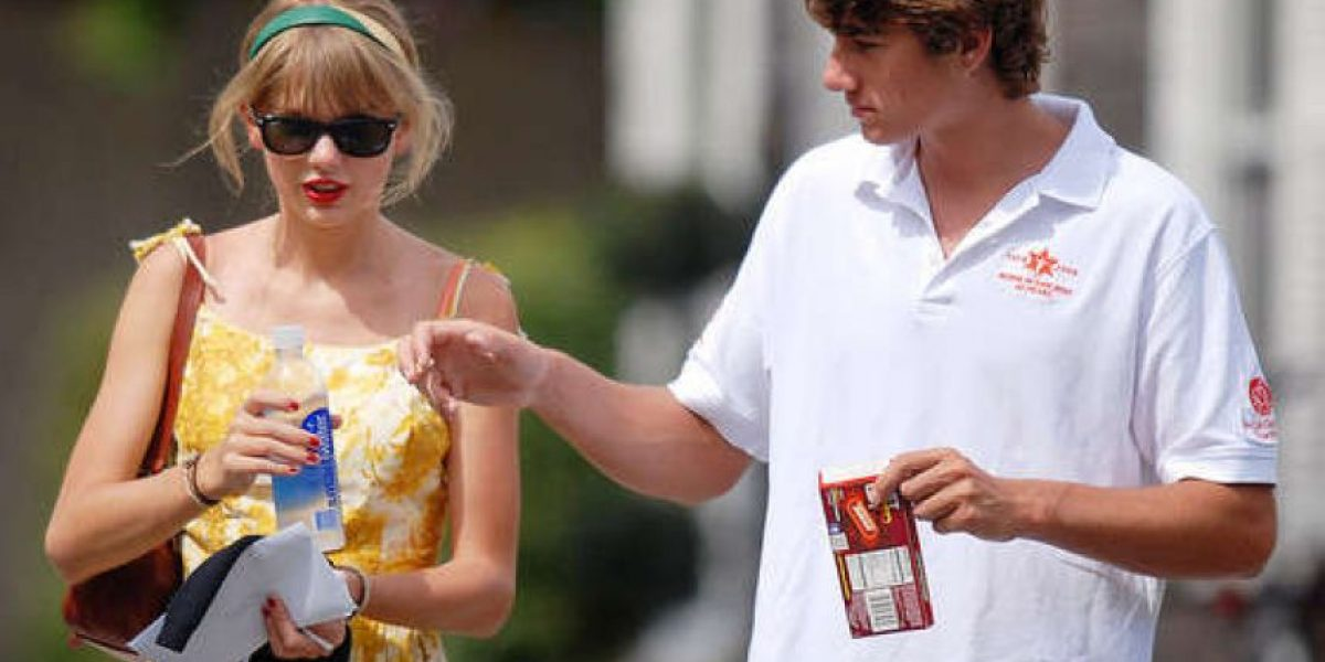 Ex de Taylor Swift,  Conor Kennedy, es arrestado por pelear en un bar