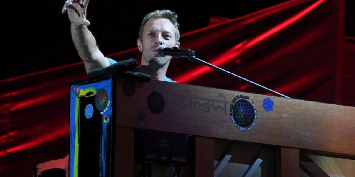Chris Martin rinde homenaje a George Michael