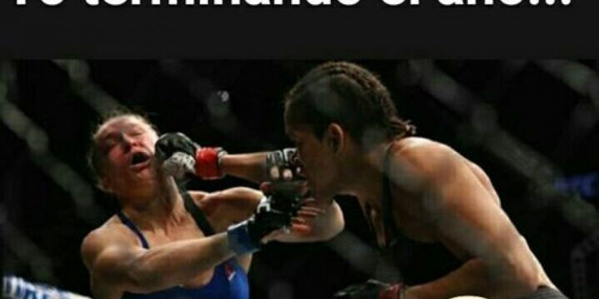 Los mejores memes de Ronda Rousey tras derrota ante Amanda Nunes