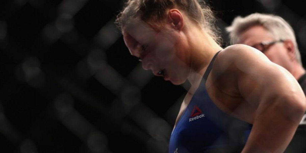 VIDEO. ¿Se acabó la carrera de Ronda Rousey en 48 segundos?
