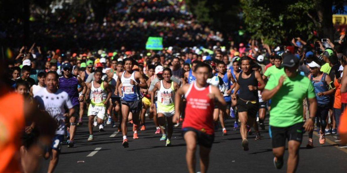 Julajuj y Chalí cierran 2016 con triunfo en la Carrera San Silvestre