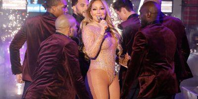 Redes destrozan la presentación de Mariah Carey en Times Square y ella señala sabotaje
