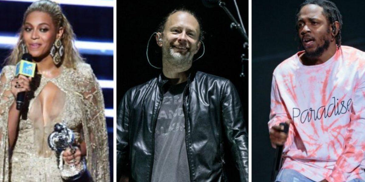 Beyoncé, Radiohead y Kendrick Lamar encabezarán Coachella