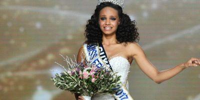 Aclaran la piel de Miss Francia en una revista y redes sociales se indignan