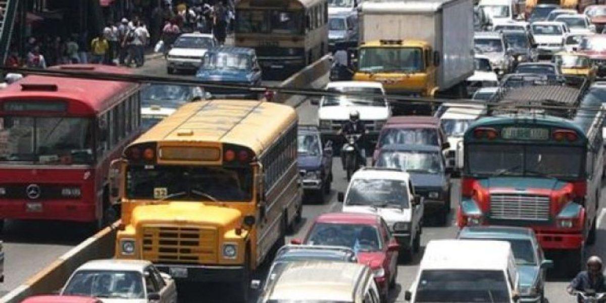 Consejos para lidiar en el tráfico vehícular