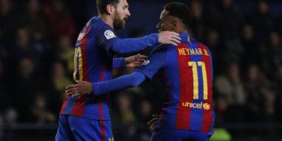 Messi salva al Barcelona de sufrir su segunda derrota consecutiva