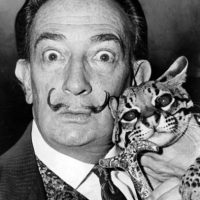 Salvador Dalí Foto:Wikipedia