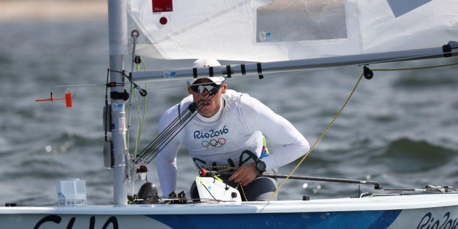 El club aplaudió la llegada del tres veces competidor olímpico guatemalteco a sus filas. Foto:Publisport
