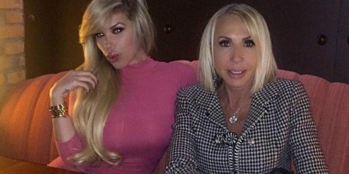 La hija de Laura Bozzo muestra una delantera transformación al agrandarse más los senos
