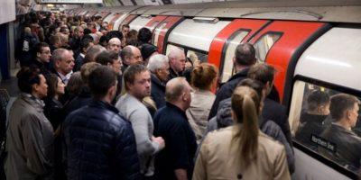 Alacrán guatemalteco detiene un tren en Londres