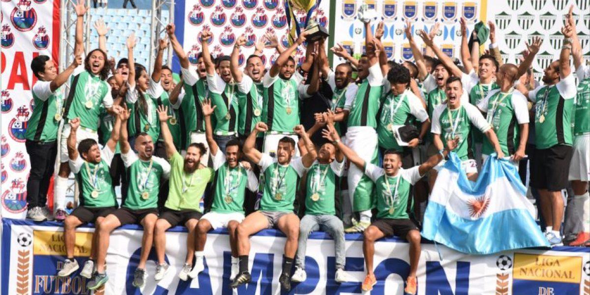 Así agradecerá Antigua GFC el título antes de su inicio en el Torneo Clausura