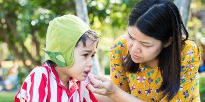 Cuida del sangrado de nariz en tus hijos