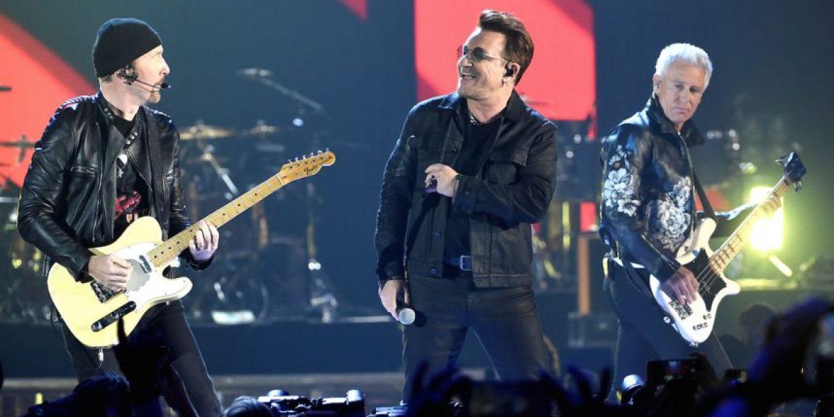 U2 celebrará 30 años de
