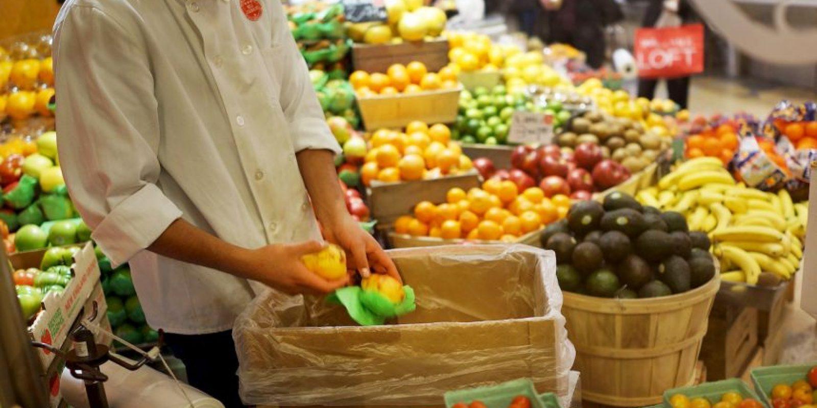 Grupos alimenticios Foto:Getty Images