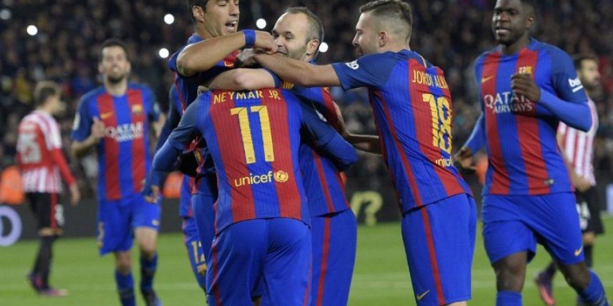 El Barcelona pone las cosas en orden y avanza en la Copa del Rey
