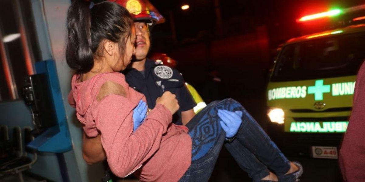 Balacera en zona 11 de Mixco deja un muerto y siete heridos, entre ellos dos niños