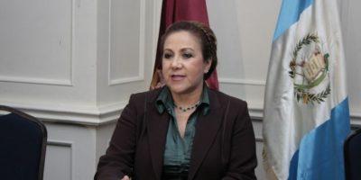 MP presenta solicitud de antejuicio en contra de magistrada de la CSJ, Blanca Stalling