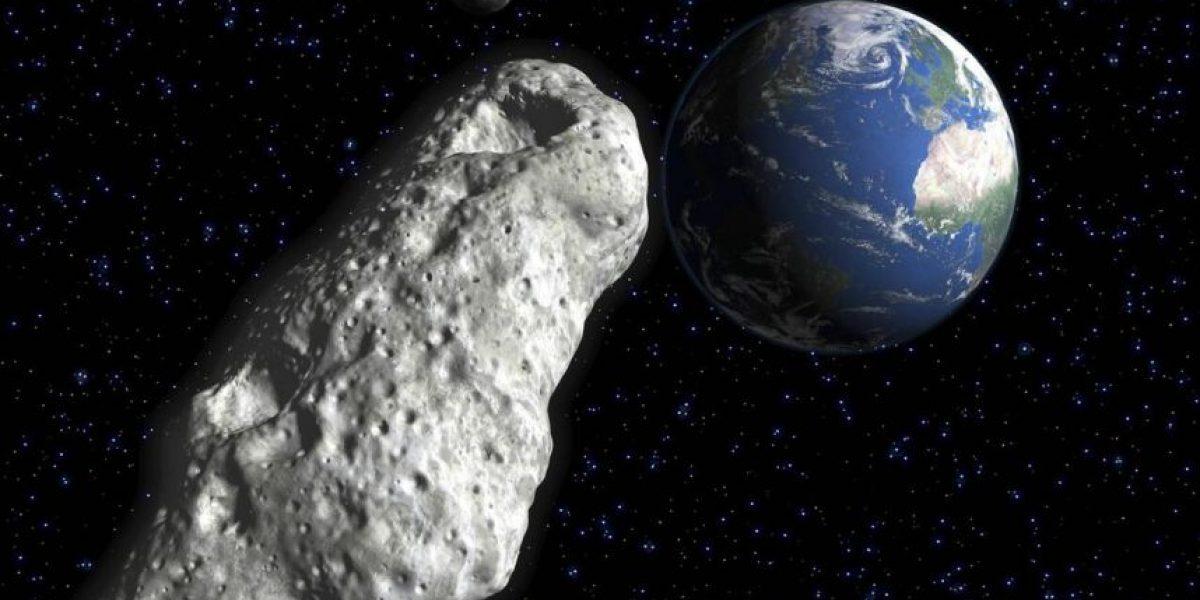 Un asteroide equivalente a 25 bombas atómicas pasó cerca de la Tierra