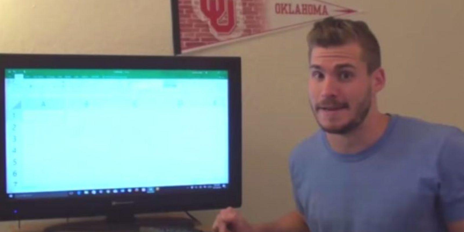 Foto:Captura de pantalla de YouTube / Hunter Hobbs