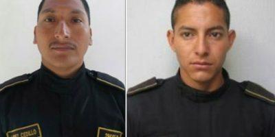Dos agentes PNC mueren tras ser atropellados en autopista a puerto Quetzal