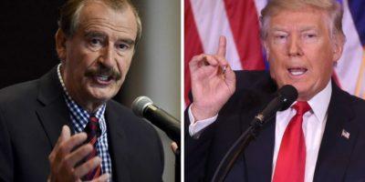Expresidente mexicano explota en contra de Donald Trump y lo destroza en Twitter