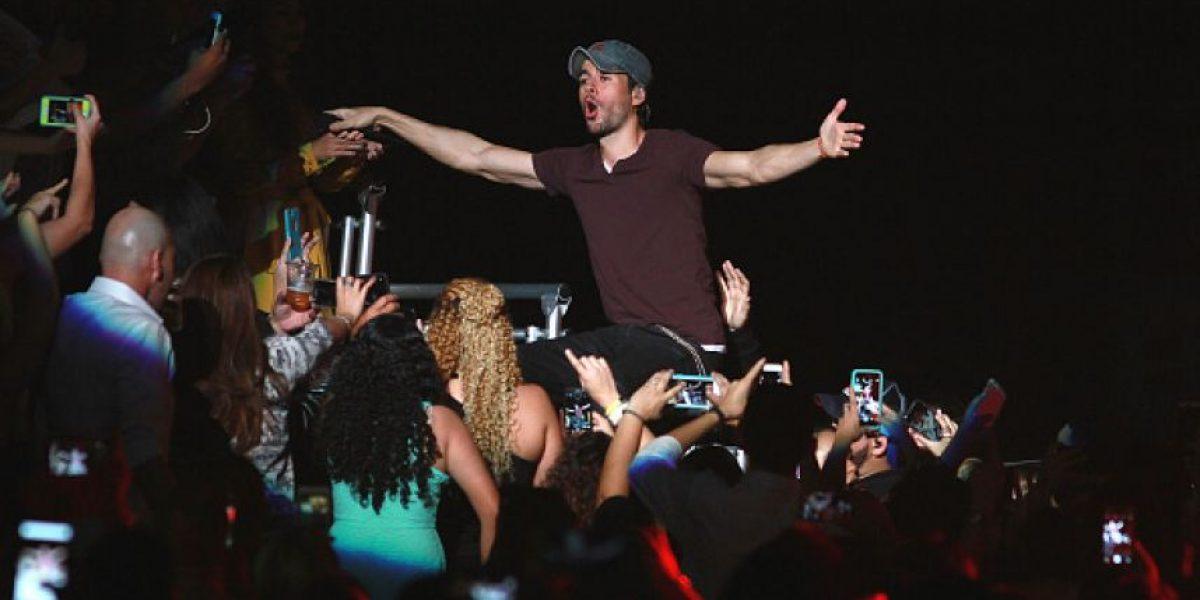 Enrique Iglesias no solo deleitó a los guatemaltecos con su show, hizo algo más valioso