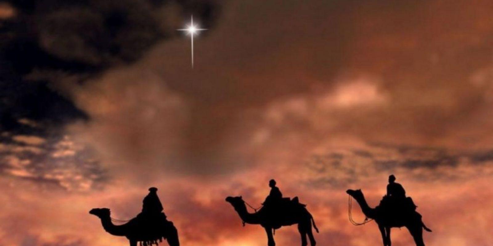Reyes Magos Foto:Sitio Web
