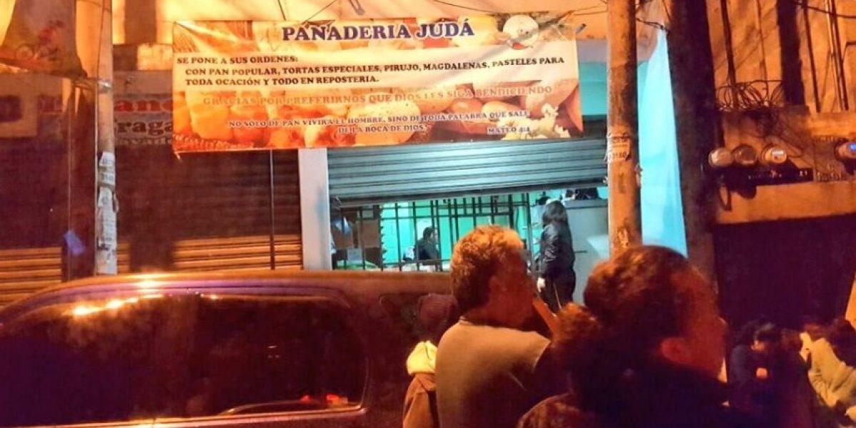 Dueño de panadería muere baleado cuando estaba a punto de abrir su negocio en Mixco