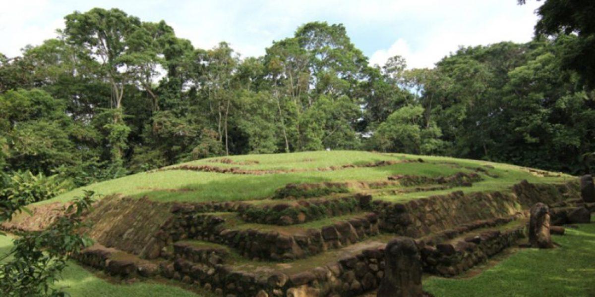 Parque arqueológico Tak