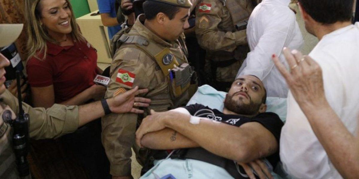 Llegan a Brasil dos supervivientes más de tragedia aérea del Chapecoense