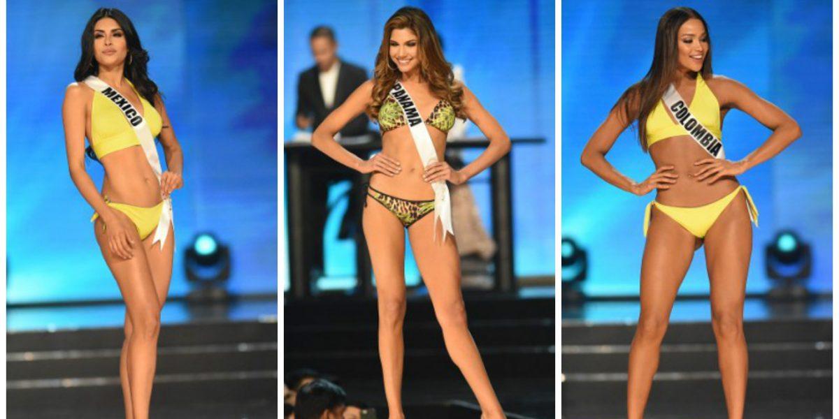 Miss Universo 2017 Colombia >> Gran fuerza latinoamericana entre las 13 finalistas de Miss Universo | Publinews