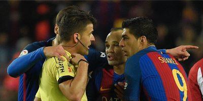 Luis Suárez no jugará final de Copa del Rey — Oficial