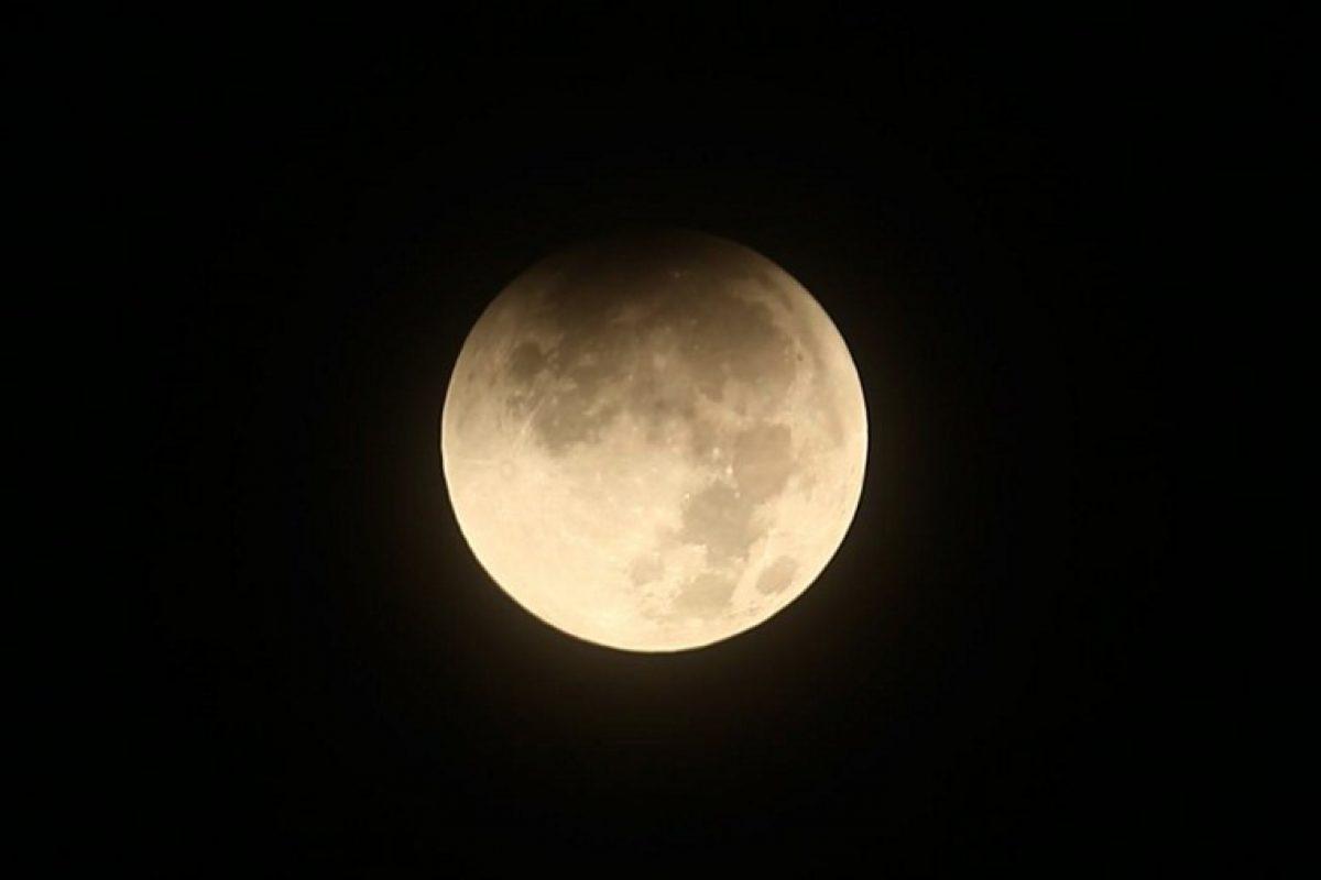 Eclipse Lunar Febrero 2017