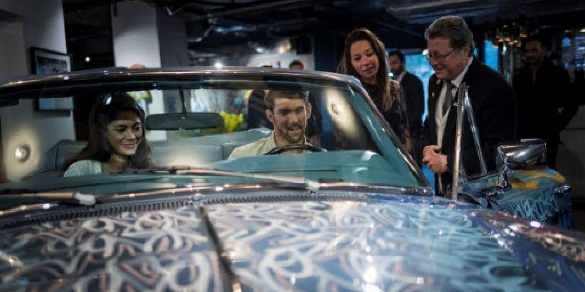 Michael Phelps se prepara para Tokio 2020 pero esta vez no irá a la piscina